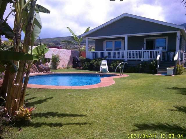 482 Pauu St, Lahaina, HI 96761 (MLS #391171) :: Maui Lifestyle Real Estate | Corcoran Pacific Properties