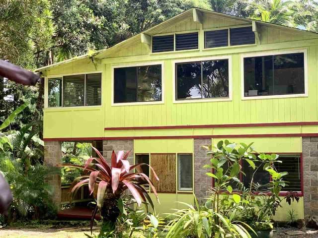 65 Kalo Rd, Hana, HI 96713 (MLS #391172) :: Coldwell Banker Island Properties