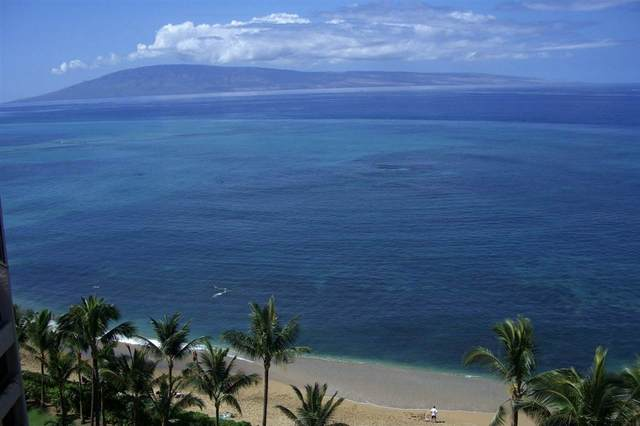 4327 Lower Honoapiilani Rd 1201B, Lahaina, HI 96761 (MLS #391177) :: Maui Lifestyle Real Estate | Corcoran Pacific Properties