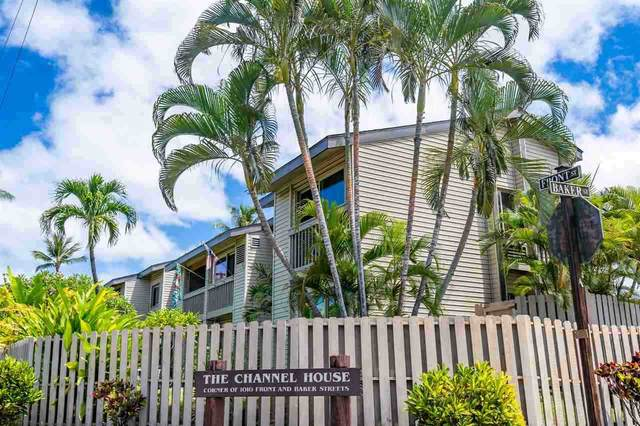 1010 Front St B203, Lahaina, HI 96761 (MLS #391181) :: Maui Lifestyle Real Estate | Corcoran Pacific Properties