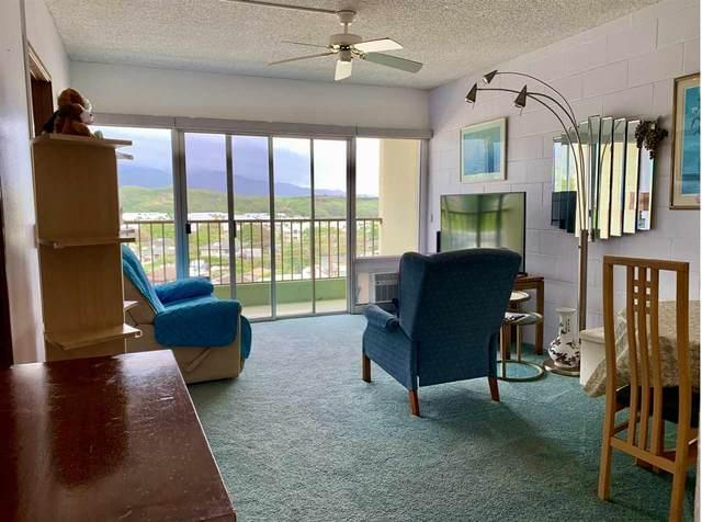 1063 Lower Main St #416, Wailuku, HI 96793 (MLS #391186) :: Maui Lifestyle Real Estate | Corcoran Pacific Properties