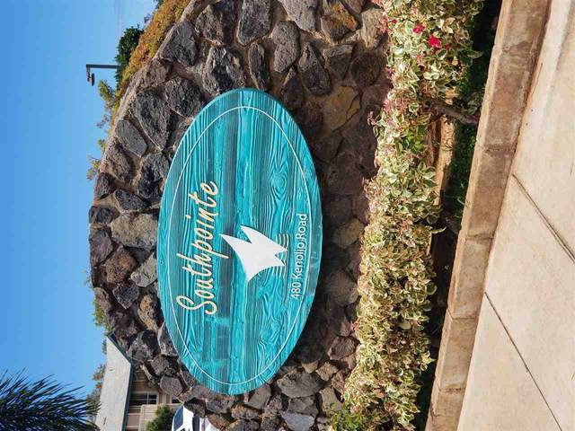480 Kenolio Rd 12-106, Kihei, HI 96753 (MLS #391194) :: 'Ohana Real Estate Team