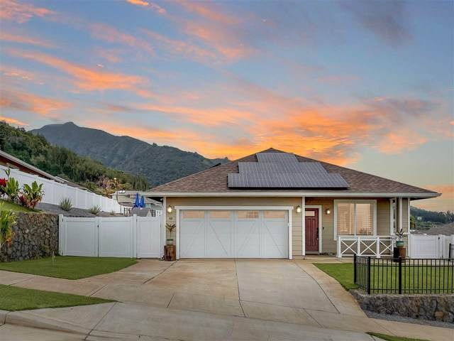 34 I'a Iki St, Wailuku, HI 96793 (MLS #391197) :: 'Ohana Real Estate Team