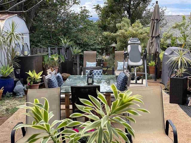 1298 Kahoma St, Lahaina, HI 96761 (MLS #391243) :: Hawaii Life Real Estate Brokers