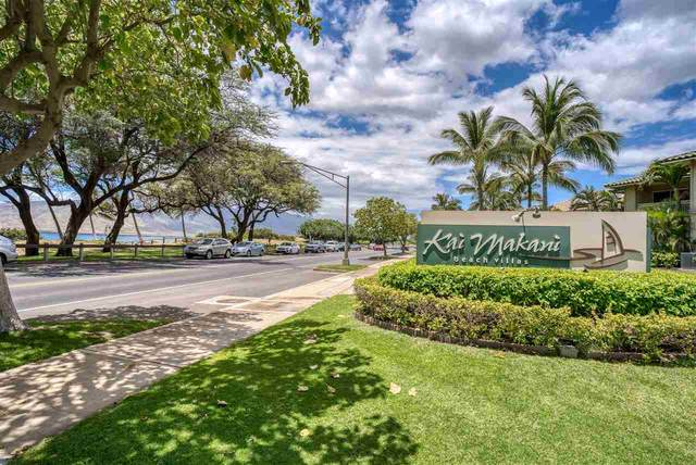 46 Kai Makani Loop U-202, Kihei, HI 96753 (MLS #391245) :: Speicher Group