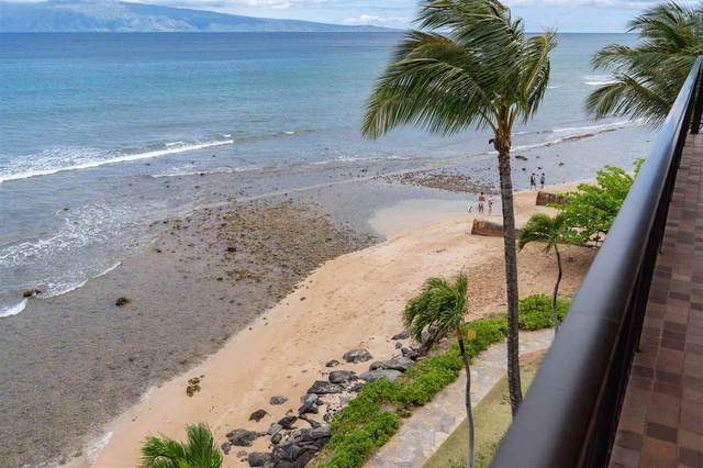 3445 Lower Honoapiilani Rd #502, Lahaina, HI 96761 (MLS #391259) :: EXP Realty