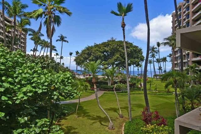 50 Nohea Kai Dr Ii-205, Lahaina, HI 96761 (MLS #391276) :: Coldwell Banker Island Properties