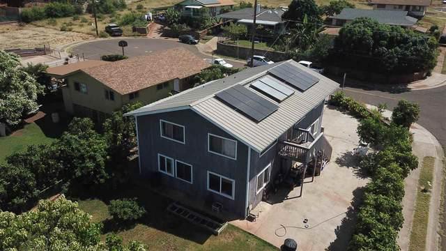 290 Kiawe Pl, Kaunakakai, HI 96748 (MLS #391312) :: Maui Lifestyle Real Estate | Corcoran Pacific Properties
