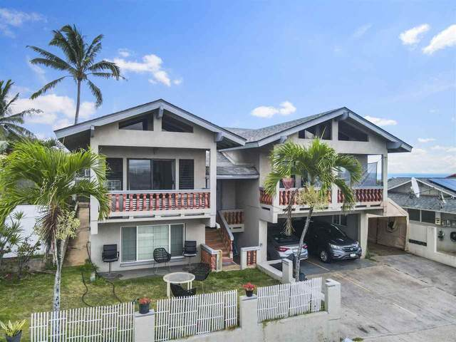 808 Makiki St, Wailuku, HI 96793 (MLS #391323) :: 'Ohana Real Estate Team