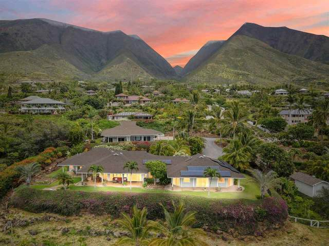 26 Huapala Pl, Lahaina, HI 96761 (MLS #391341) :: Hawaii Life Real Estate Brokers