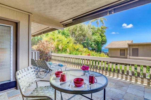 4909 Lower Honoapiilani Rd E1e, Lahaina, HI 96761 (MLS #391356) :: Speicher Group