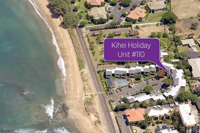 483 S Kihei Rd #110, Kihei, HI 96753 (MLS #391367) :: Coldwell Banker Island Properties