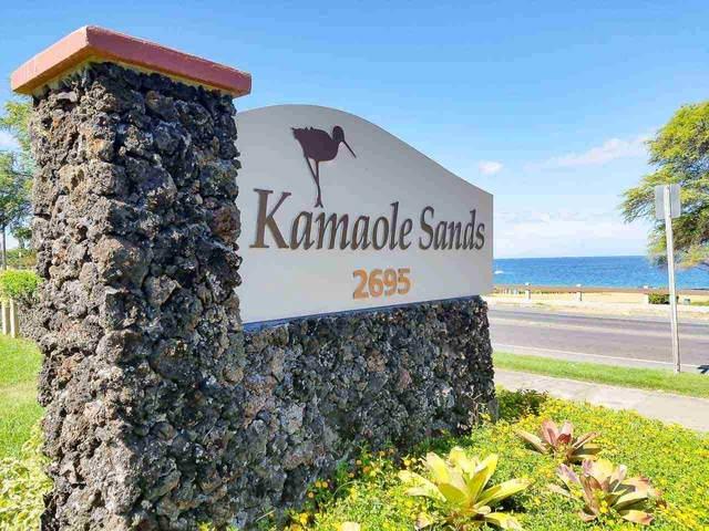 2695 S Kihei Rd #10314, Kihei, HI 96753 (MLS #391389) :: Coldwell Banker Island Properties
