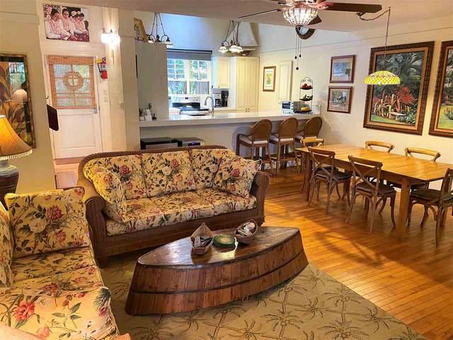 100 Lio Pl U2, Maunaloa, HI 96770 (MLS #391401) :: Maui Lifestyle Real Estate | Corcoran Pacific Properties