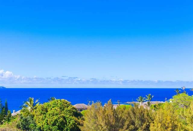 100 Ridge Rd #514, Lahaina, HI 96761 (MLS #391410) :: Hawai'i Life