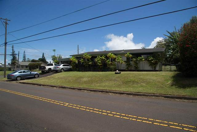 81 Kealaloa Ave, Makawao, HI 96768 (MLS #391415) :: 'Ohana Real Estate Team