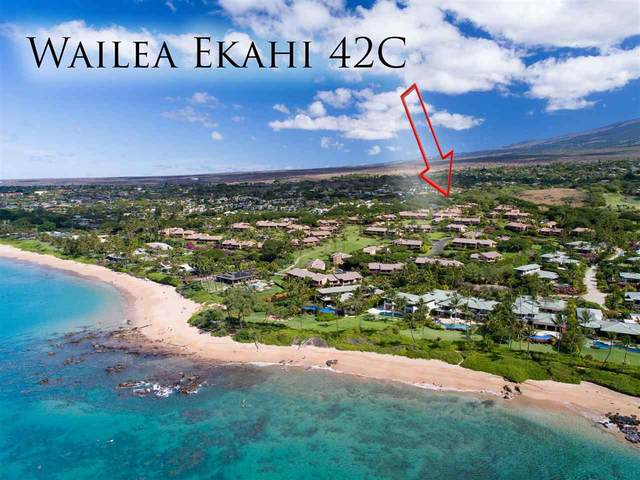 3300 Wailea Alanui Dr 42C, Kihei, HI 96753 (MLS #391419) :: 'Ohana Real Estate Team