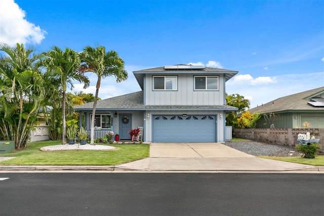 82 Kuualoha St, Kahului, HI 96732 (MLS #391423) :: Coldwell Banker Island Properties