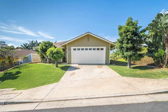 14 Kumulaau Ohia Loop, Wailuku, HI 96793 (MLS #391436) :: Maui Lifestyle Real Estate | Corcoran Pacific Properties