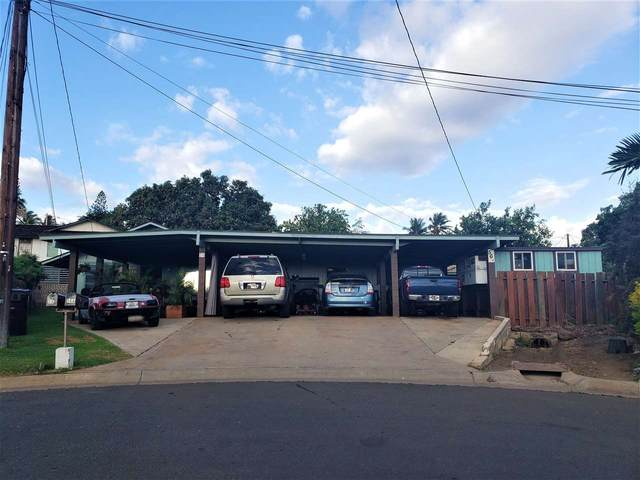 56 Kuilima Pl, Kihei, HI 96753 (MLS #391448) :: Coldwell Banker Island Properties