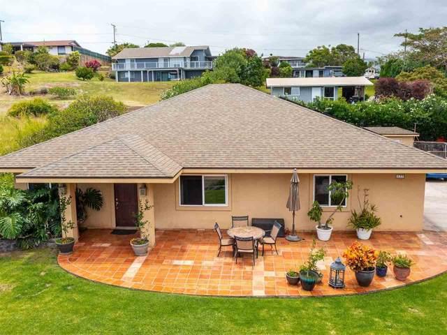 177 Haulani St, Makawao, HI 96768 (MLS #391450) :: 'Ohana Real Estate Team