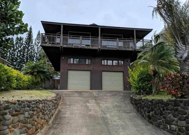 76 Kahana Ridge Dr, Lahaina, HI 96761 (MLS #391454) :: Coldwell Banker Island Properties