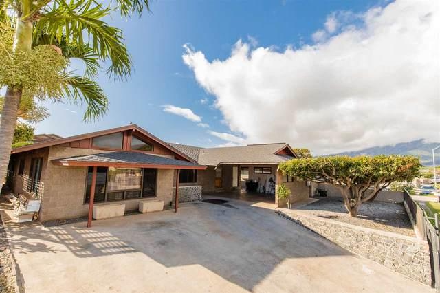 345 S Lehua St, Kahului, HI 96732 (MLS #391479) :: Coldwell Banker Island Properties