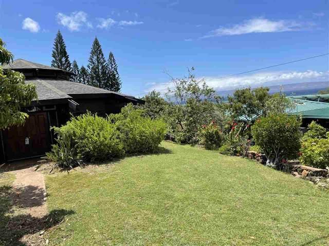 136 Kahinani Pl, Kaunakakai, HI 96748 (MLS #391480) :: Coldwell Banker Island Properties