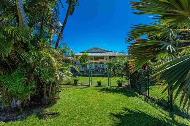 750 Ponoi Pl, Makawao, HI 96768 (MLS #391482) :: Coldwell Banker Island Properties
