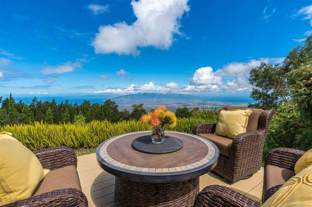 27 Ululani St, Kula, HI 96790 (MLS #391490) :: Hawaii Life Real Estate Brokers