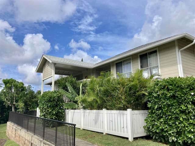 4955 Hanawai St 5-202, Lahaina, HI 96761 (MLS #391569) :: Coldwell Banker Island Properties