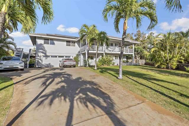 181 Walua Pl, Kihei, HI 96753 (MLS #391745) :: Coldwell Banker Island Properties