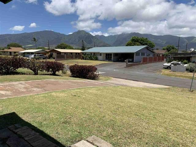 451 S Oahu St, Kahului, HI 96732 (MLS #391778) :: Maui Lifestyle Real Estate   Corcoran Pacific Properties