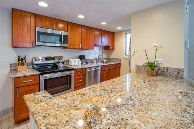 2661 Kekaa Dr D-100/101, Lahaina, HI 96761 (MLS #391795) :: LUVA Real Estate