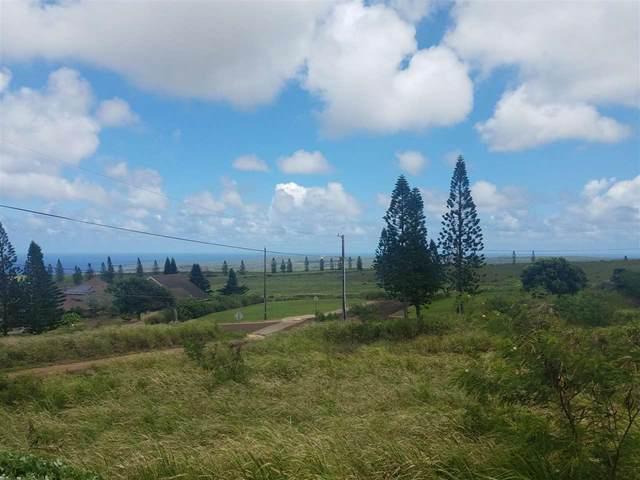Halena St D-54, Maunaloa, HI 96770 (MLS #391823) :: Maui Lifestyle Real Estate | Corcoran Pacific Properties