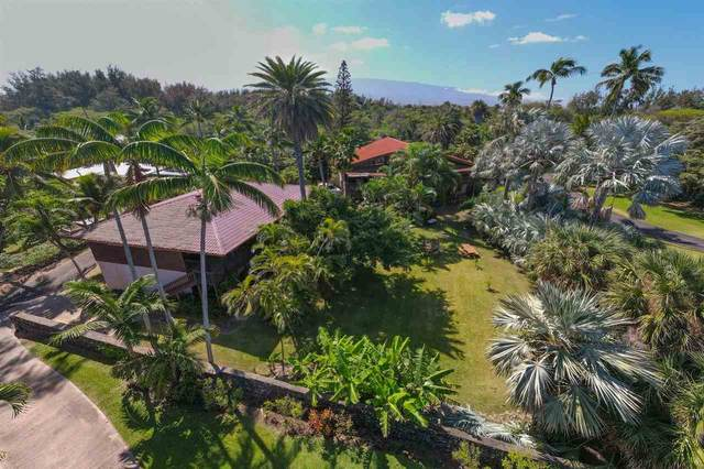 590-C Stable Rd, Paia, HI 96779 (MLS #391826) :: Maui Lifestyle Real Estate | Corcoran Pacific Properties