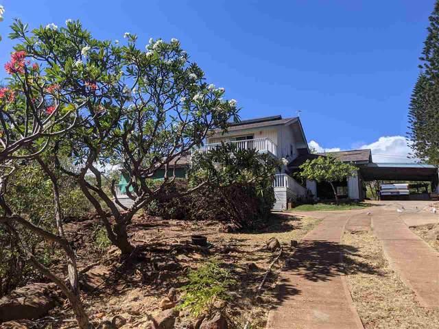 361 Onioni Dr Lot #44, Kaunakakai, HI 96748 (MLS #391840) :: Coldwell Banker Island Properties