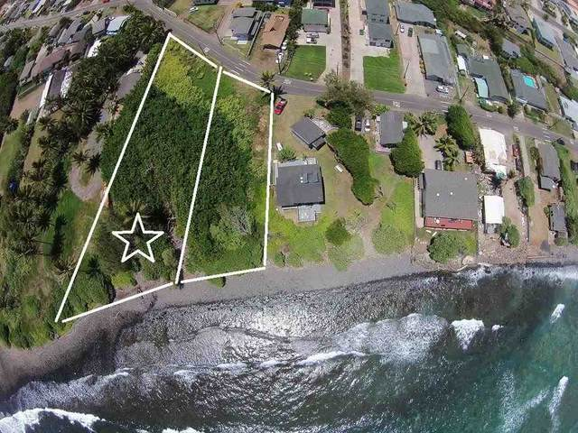 146 L Waiehu Beach Rd, Wailuku, HI 96793 (MLS #391911) :: Coldwell Banker Island Properties