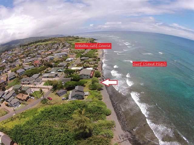 172 Lower Waiehu Beach Rd, Wailuku, HI 96793 (MLS #391913) :: Compass