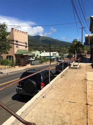 158 N Market St, Wailuku, HI 96793 (MLS #391935) :: Steven Moody