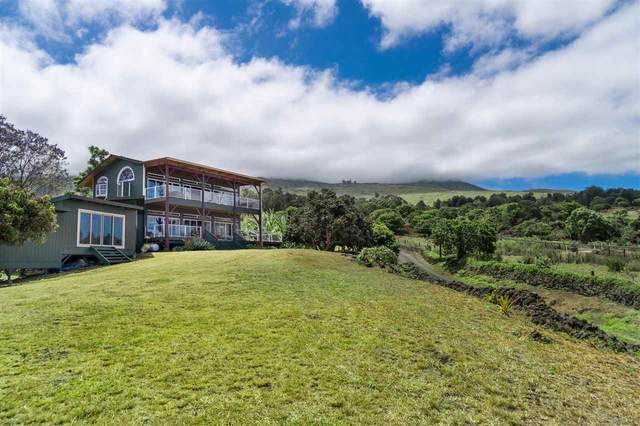 10877 Kula Hwy A, Kula, HI 96790 (MLS #391938) :: Coldwell Banker Island Properties