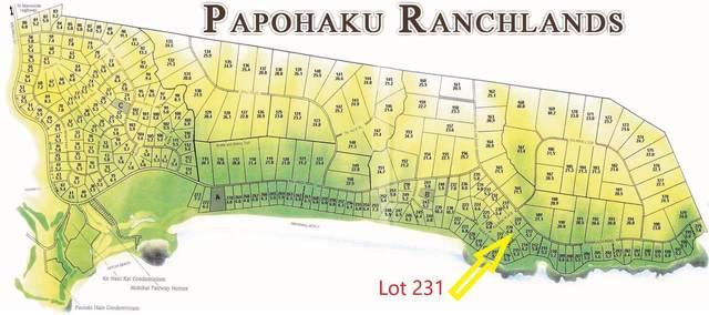 4040 Pohakuloa Rd, Maunaloa, HI 96770 (MLS #391970) :: LUVA Real Estate