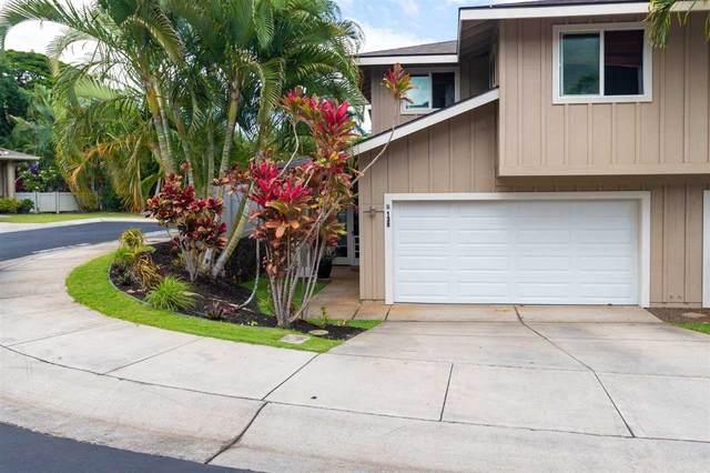 138 Eulu Pl #25, Wailuku, HI 96793 (MLS #391995) :: LUVA Real Estate