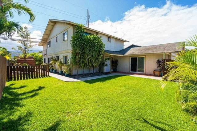 167 Iliwai Loop, Kihei, HI 96753 (MLS #391999) :: LUVA Real Estate