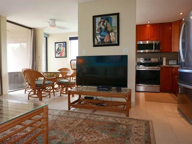 483 S Kihei Rd #101, Kihei, HI 96753 (MLS #392011) :: LUVA Real Estate