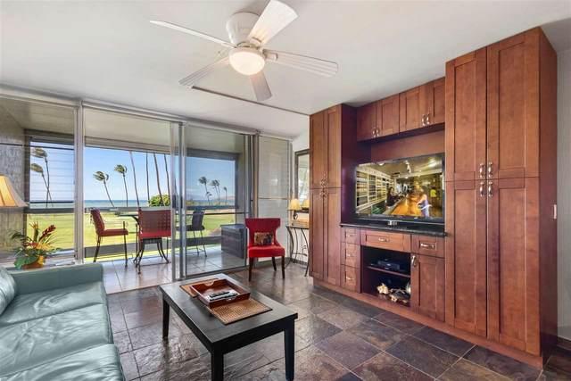 998 S Kihei Rd #203, Kihei, HI 96753 (MLS #392013) :: LUVA Real Estate