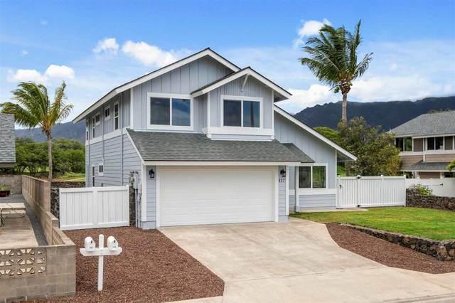 117 Kuualoha St, Kahului, HI 96732 (MLS #392017) :: 'Ohana Real Estate Team