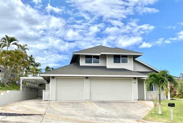 22 Huluhulu Pl, Kahului, HI 96732 (MLS #392020) :: 'Ohana Real Estate Team