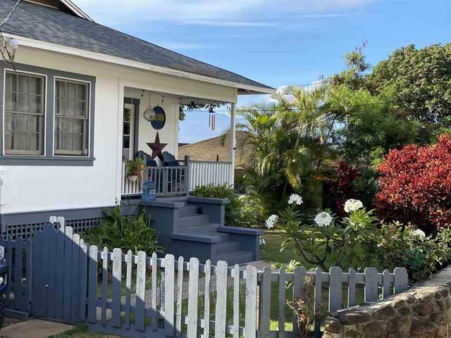 340 Kiele St Old Wailuku Tow, Wailuku, HI 96793 (MLS #392025) :: Coldwell Banker Island Properties