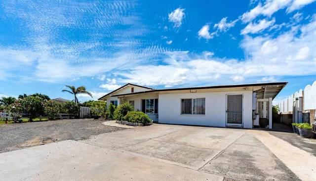 398 Kanaloa Ave, Kahului, HI 96732 (MLS #392066) :: Coldwell Banker Island Properties